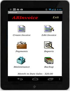 ARInvoice for Android